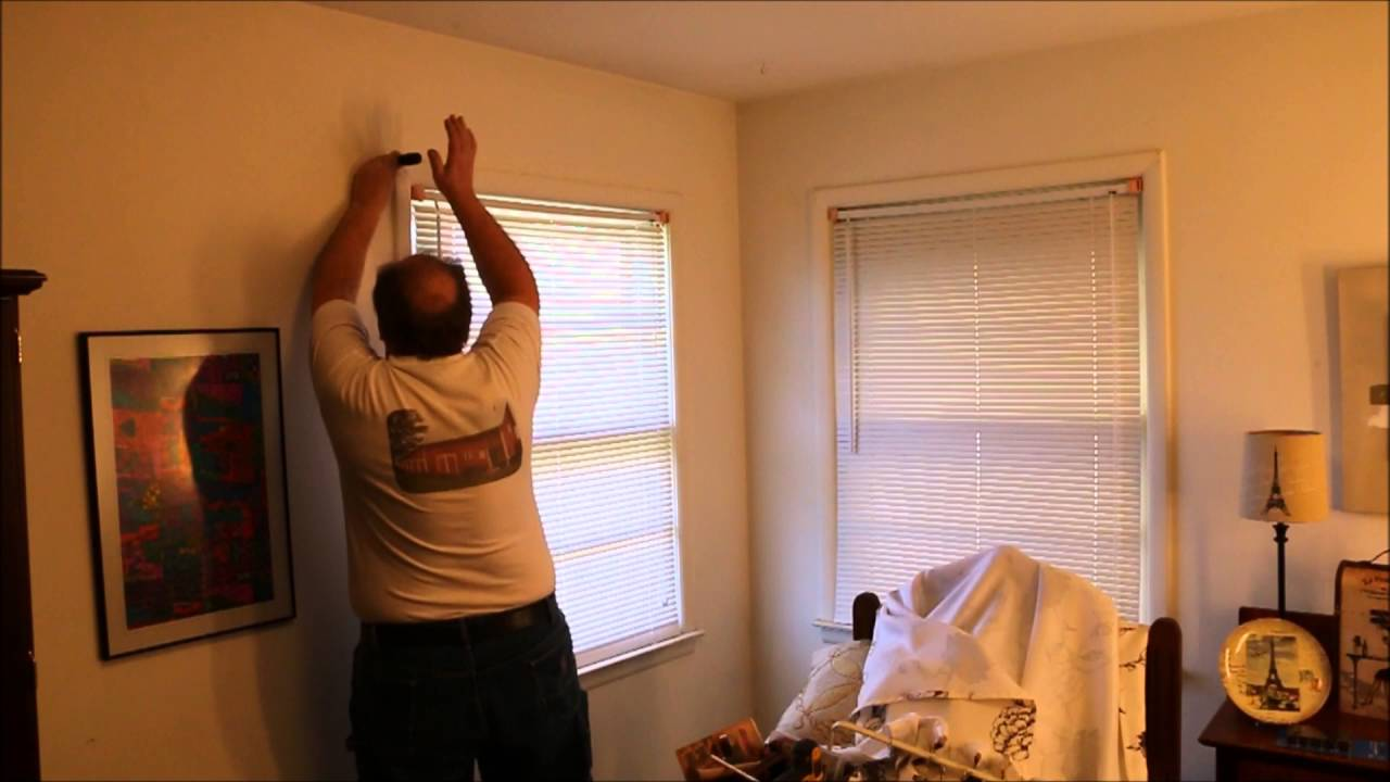 Putting Up Dressing Room Curtain Rods By Old Sneelock S Work Design Mrs