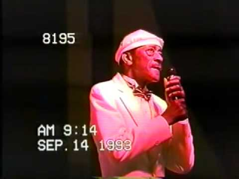 I've Been Hurt/Laugh It Off/Be Young, Be Foolish, Be Happy -- The Tams Live (5-14-93)