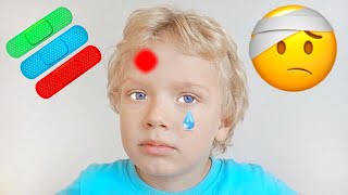 The Boo Boo Story / Educational Video for Children