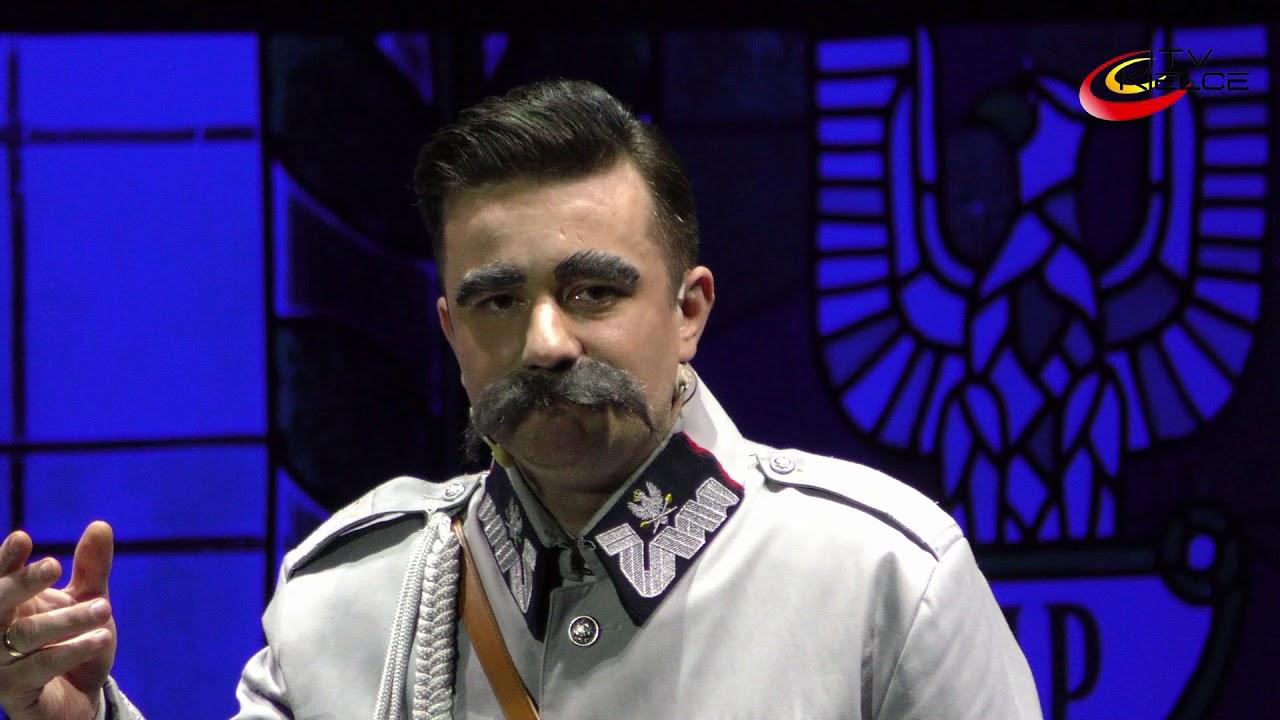 """""""Wódz""""  z okazji 150 urodzin Józefa Piłsudskiego – ITV Kielce"""