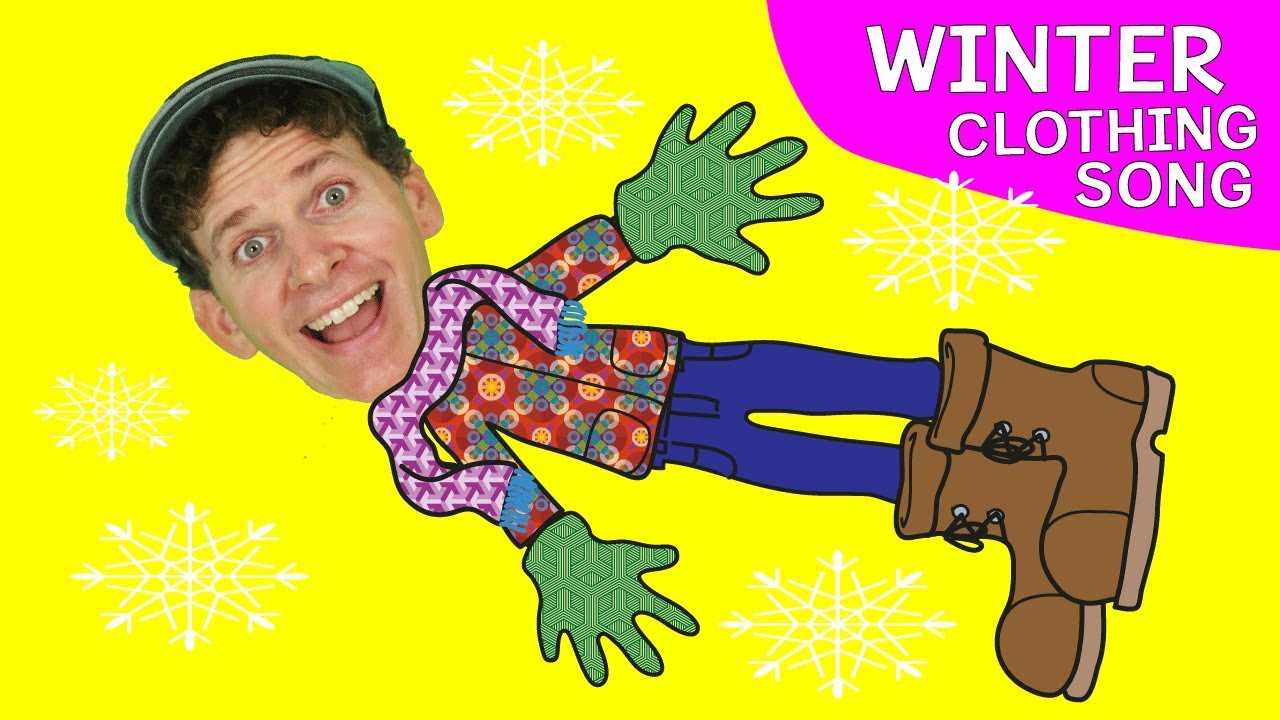 a9b5bc20a Winter Clothing Song for Kids