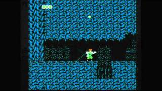 CGR Undertow - BIONIC COMMANDO for NES Video Game Review