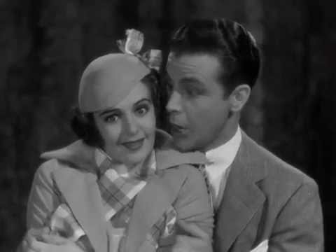 "Ruby Keeler & Dick Powell sing and dance: Opening to ""Pettin' in the Park"", GOLD DIGGERS OF 1933"