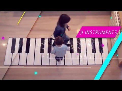 Kids musical play mat - Piano
