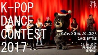 K-Pop Dance Contest 2017 - Bandabi Stage (Audience Dance Battle)