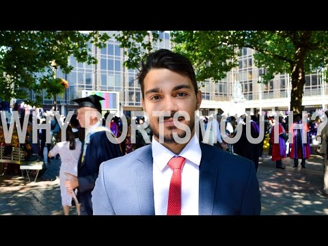 Our Students: Why Portsmouth?
