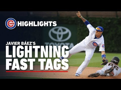 Best Tags By Cubs Infielder Javy Báez