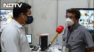 Covid-19 News How Maharashtras Largest Field Hospital  S Handling Excessive Patient Load