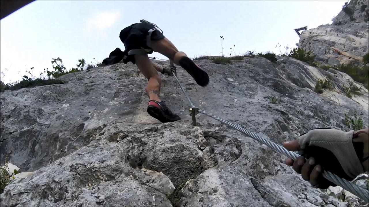 Hohe Wand Klettersteig : Bergfex hohe wand mit bonsi zum hanslsteig klettersteig tour