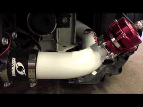 Sneak Peak - RSD Tial BOV Upgrade for Kraftwerks 8thGen Kit