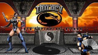 Mortal Kombat Trilogy - Kitana【TAS】