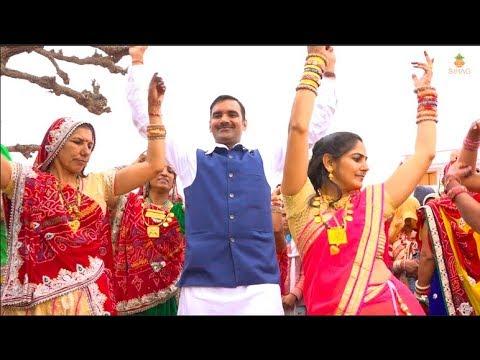New Rajasthani Marriage dance 2018   मारवाड़ी डांस वीडियो   New dj song 2018   Marwadi Girl Dance