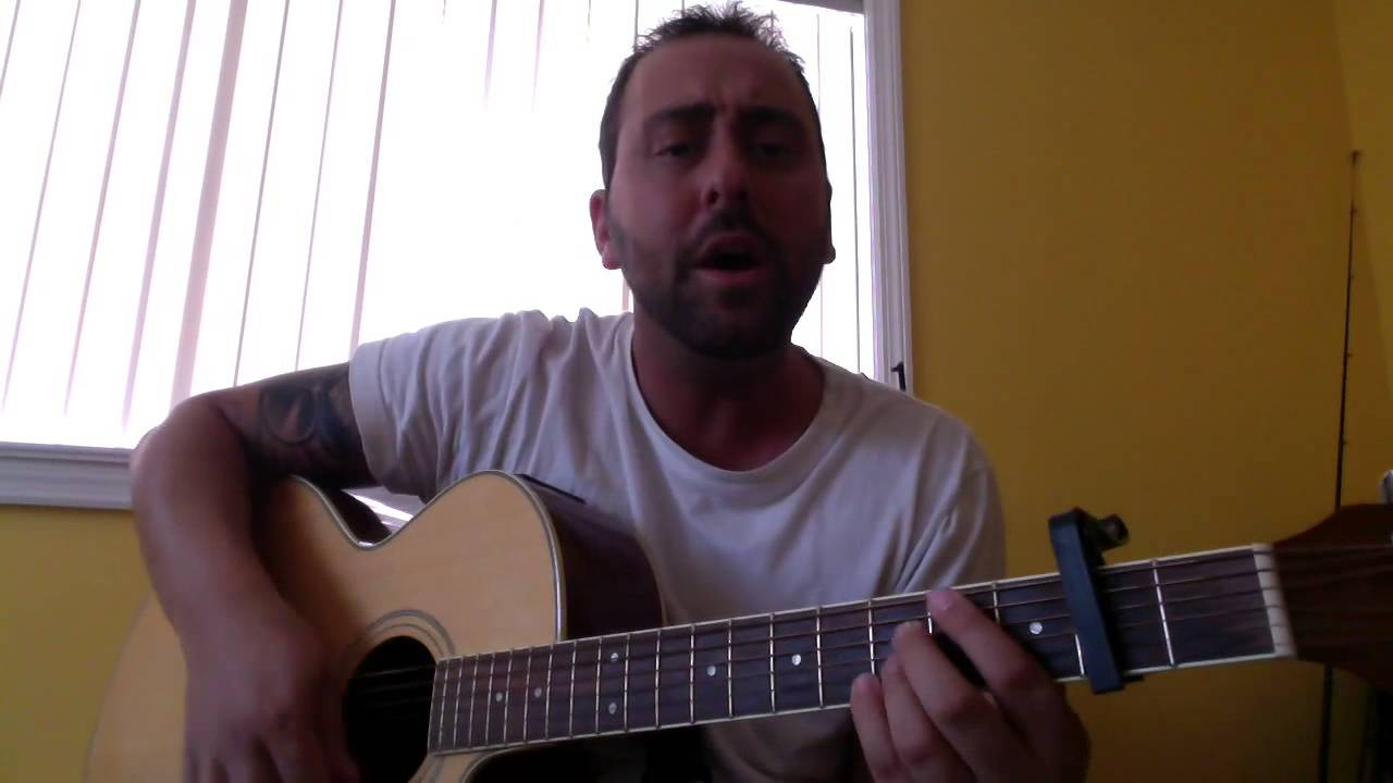 Sia - Chandelier (Partial) Acoustic Cover by Tony Rose - YouTube