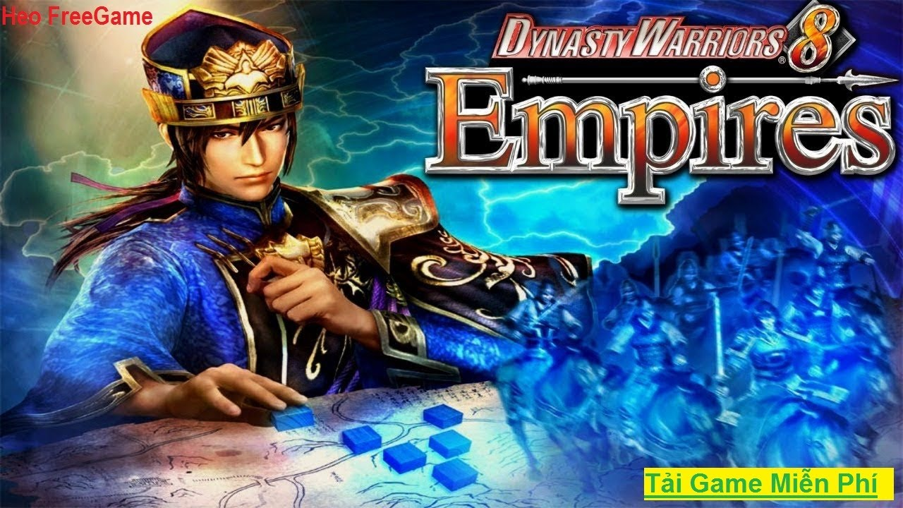 tải game dynasty warriors 8 empires miễn phí
