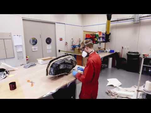 Custom fuel tank mould - Ducati Monster