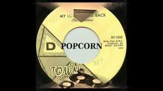 THE PRECISIONS - MY LOVER COME BACK  Killer popcorn RARE DETROIT