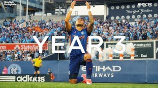 Year 3: We couldn't have done it without you | Thank you fans!