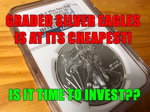 Are Graded American Silver Eagles Making A Comeback? - Are They Worth Investing?