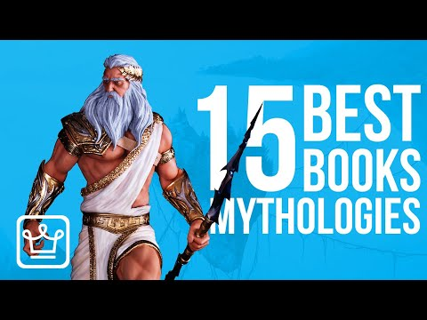 15 Best Books On MYTHOLOGY