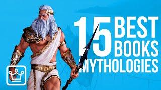 15 Best Books Oฑ MYTHOLOGY