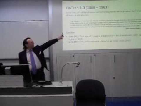 FinTech: Evolution and Regulation
