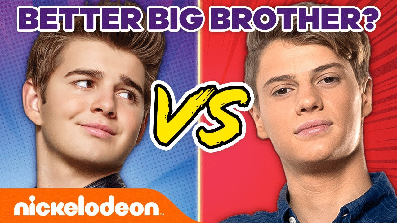 Download Who is the Best Super Big Brother?: Max Thunderman vs. Henry Danger ⚡️  | Nickelodeon