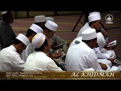 Haul Akbar SG 2015 - Ya Arhamar Rahimin