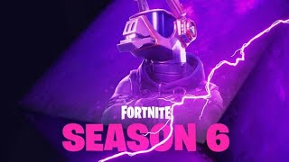 "FORTNITE SEASON 6 NEW SKIN REVEALED ""DJ CALLS"" FORTNITE BATTLE ROYALE"