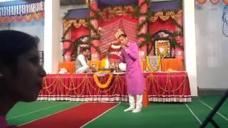 Live shyam bhajan Meri jindgi ko sambhalo kanhaiya by Jamana shanker louhar