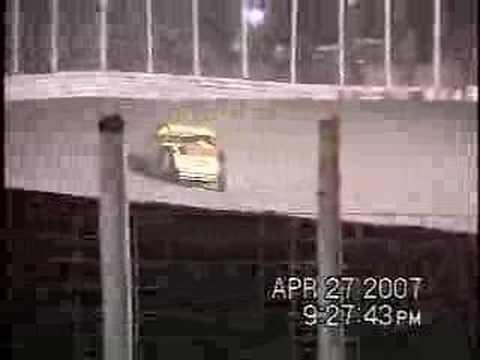 Dustin Strand River City Speedway B-Mod