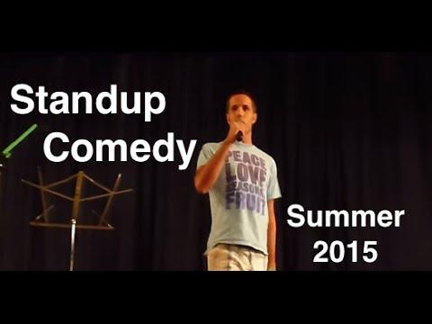Standup Comedy - Summer 2015