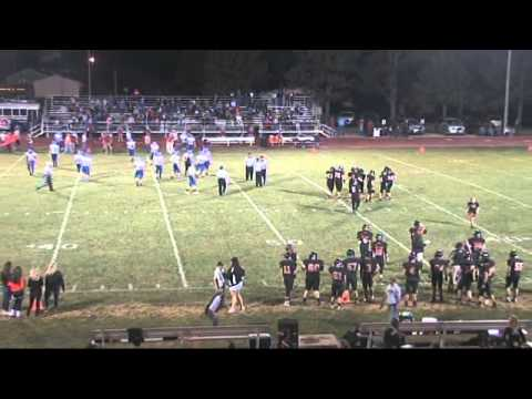 9-25-15 Republic County at Beloit Football