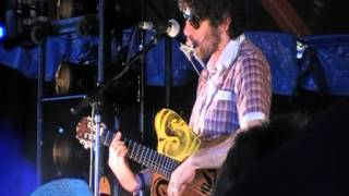 Gruff Rhys at Glastonbury Sensations in the Dark BBC Introducing Special Guest slot