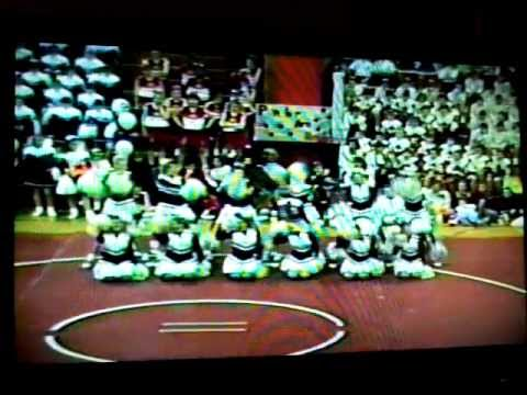 BVM Cheerleading 1992 Competition - Dance