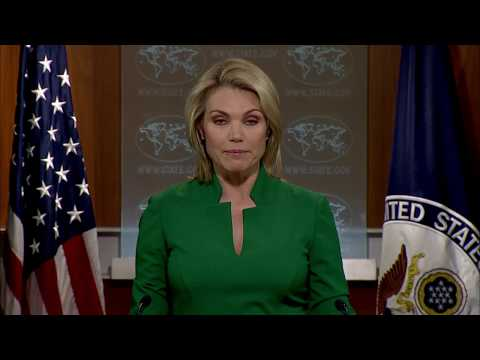 Department Press Briefing - August 15, 2017