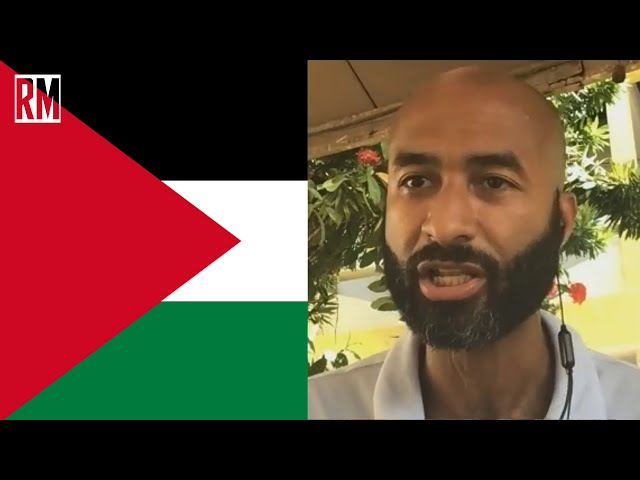 Dario Hunter on Palestine and BDS