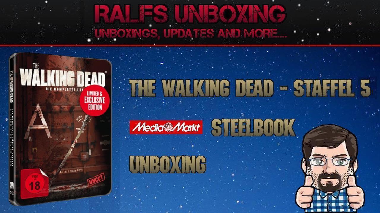 Walking Dead Staffel 5 Blu Ray