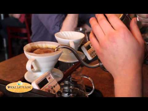 The Art of Pour Over Coffee by Joe Bean Coffee Roasters