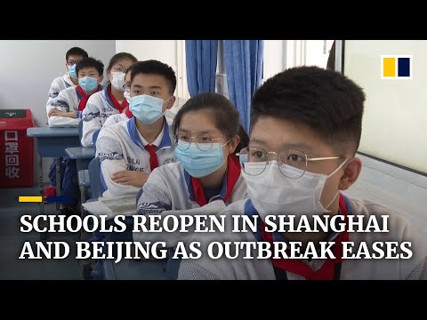 coronavirus:-more-schools-reopen-in-china-for-students-preparing-for-university-entrance-exams