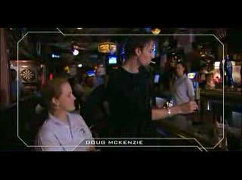Doug McKenzie in the Virtual Magician TV Series