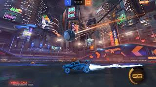 Rocket League Ranked Gameplay 3vs3