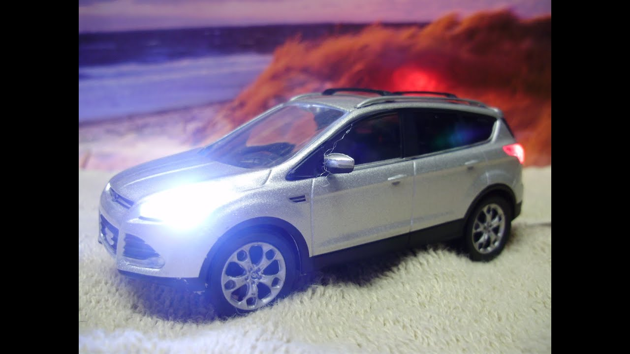 Tammy S Custom Greenlight 1 43 Ford Escape Diecast Model W