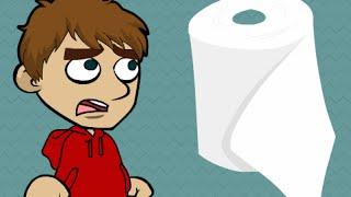 Chiste de Pepito - Papel higienico