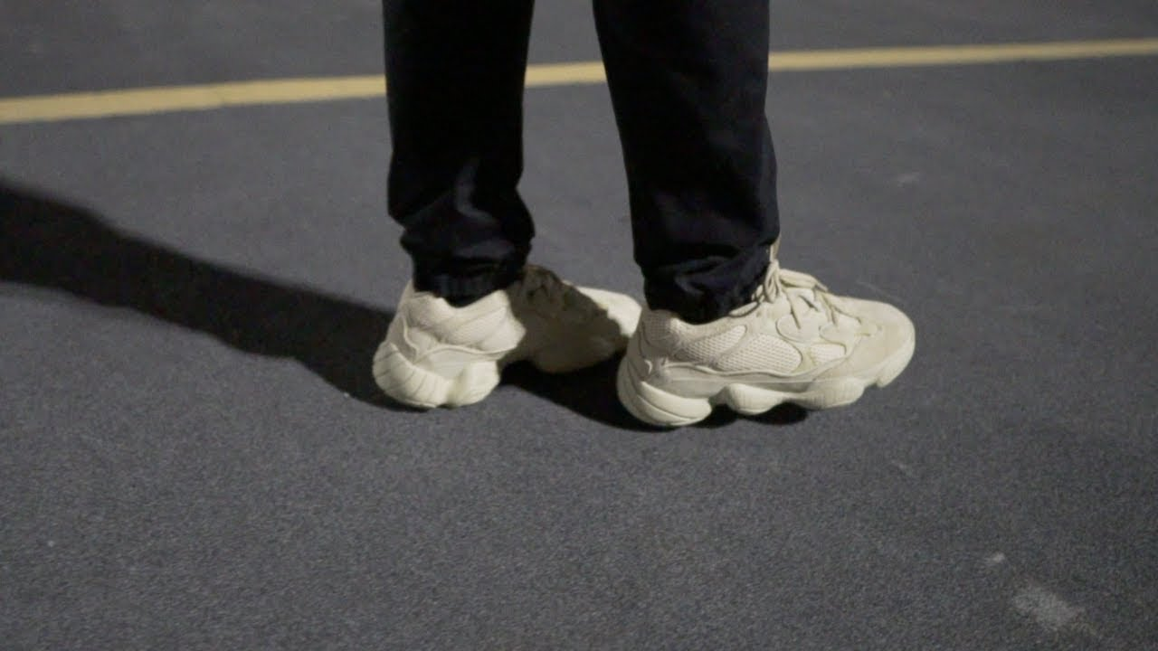 Adidas Yeezy Boost 500 Super Moon Yellow Review On Feet Youtube