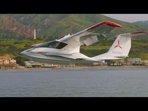 Fly the ICON A5 in Southern California