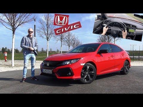 Der Honda Civic im Test - Eine echte Alternative? Review Kaufberatung Fahrbericht