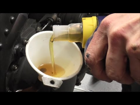 Delboy's Garage, Triumph Tiger Oil Change, and some General Rattage.