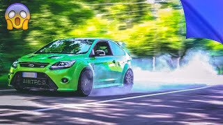 FORD FOCUS RS MK2 VS FOCUS RS MK3 [REACTION]