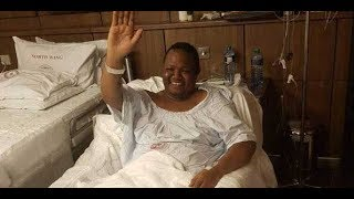 Maneno ya Tundu Lissu Akiwa Hospitali Nairobi, Kenya