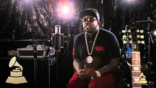 "Big Boi - Story Behind ""Tremendous Damage"" 